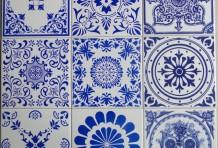 Painel de azulejos 15×15